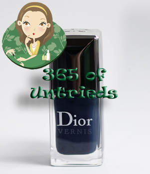 dior bond street nail polish le vernis bottle 365 untrieds ALUs 365 of Untrieds   Dior Bond Street