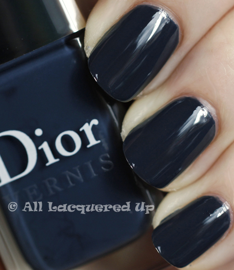 dior bond street swatch nail polish vernis ALUs 365 of Untrieds   Dior Bond Street