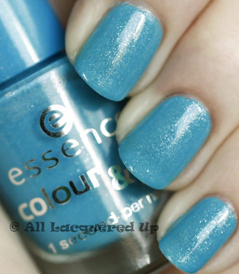 essence pool party swatch nail polish 365 untrieds