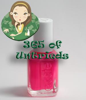 ALU's 365 of Untrieds - Essie Pink Parka