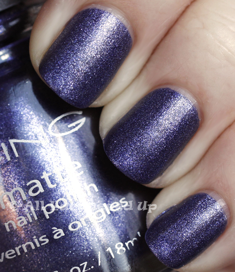 icing bet me and lose matte swatch nail polish 365 untrieds