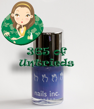 nails inc st johns wood nail polish bottle 365 untrieds 1 ALUs 365 of Untrieds   Nails Inc St Johns Wood