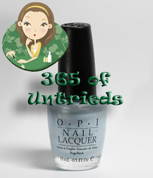 opi cool in the pool nail polish bottle 365 untrieds