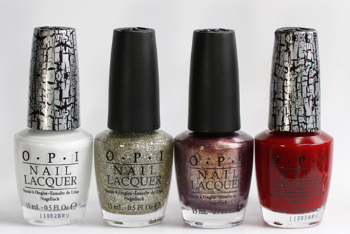 opi glam slam france serena williams nail polish bottles OPI Serena Williams Glam Slam France Swatches & Review
