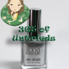 365 of Untrieds – Sonia Kashuk Smoke and Mirrors with OPI Navy Shatter