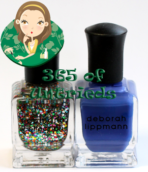 deborah lippmann happy birthday i know what boys like nail polish summer 2011 ALUs 365 of Untrieds   Deborah Lippmann Happy Birthday & I Know What Boys Like