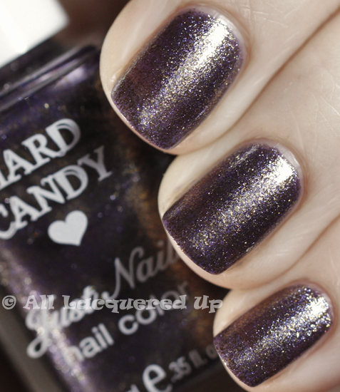 hard candy mr wrong swatch nail polish ALUs 365 of Untrieds   Hard Candy Mr. Wrong