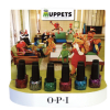 OPI Holiday 2011 – THE MUPPETS Preview