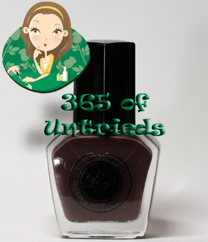 perfect color cubist nail polish perfect formula collection ALUs 365 of Untrieds   Perfect Color Cubist from Perfect Formula