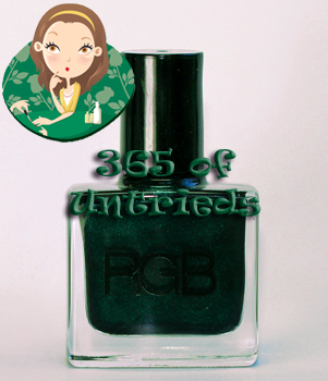 rgb sea nail polish bottle rgb cosmetics sea ALUs 365 of Untrieds   RGB Sea