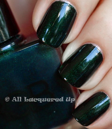 rgb sea swatch rgb sea nail polish ALUs 365 of Untrieds   RGB Sea