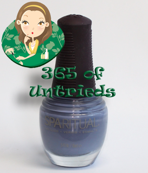 sparitual a world of compassion nail polish ALUs 365 of Untrieds   Sparitual A World of Compassion