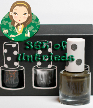 topshop utilitarian nail polish bottle 365 untrieds ALUs 365 of Untrieds   Topshop Utilitarian
