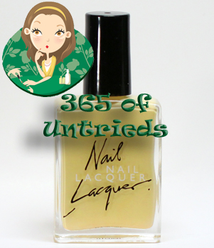 american apparel butter nail polish ALUs 365 of Untrieds   American Apparel Butter