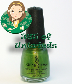 china glaze cha cha cha nail polish island escape summer 2011