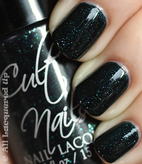 cult nails living water nail polish swatch