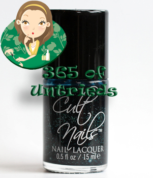 cult nails living water nail polish ALUs 365 of Untrieds   Cult Nails Living Water