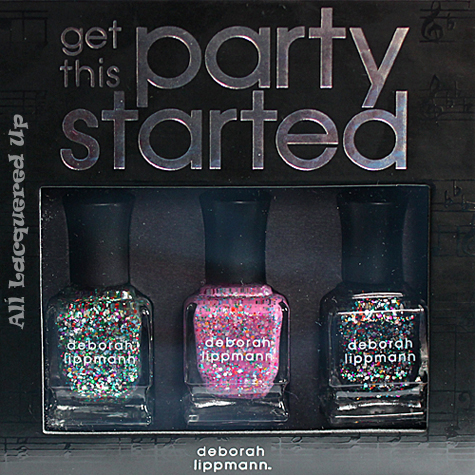 deborah lippmann get this party started nordstrom anniversary set 2011