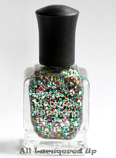 deborah lippmann happy birthday nail polish glitter from the get this party started set for the nordstrom anniversary sale