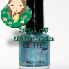 ALU's 365 of Untrieds – Glitter Gal Blue Holographic Nail Polish