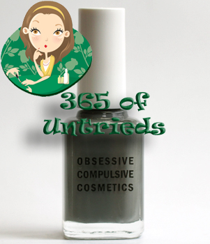 obsessive compulsive cosmetics dangerous nail polish from occ makeup