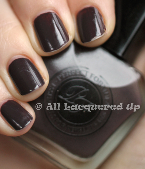 perfect color cubist nail polish perfect formula wear test