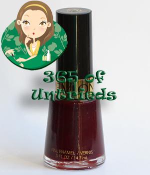revlon vixen nail polish a known chanel vamp dupe