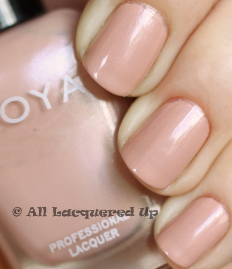 zoya pandora nail polish swatch from the zoya touch collection 2011