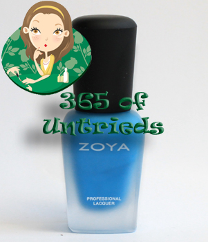 zoya phoebe mod matte nail polish from the zoya modmatte summer 2011 collection