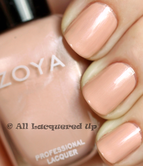 zoya shay nail polish swatch from the zoya touch collection 2011