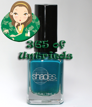 barielle a bouquet for ava nail polish ALUs 365 of Untrieds   Barielle A Bouquet For Ava