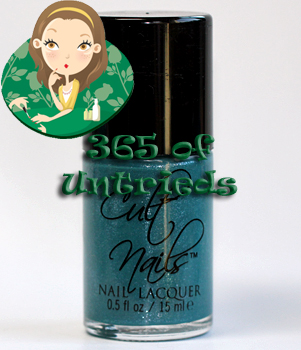 cult nails let me fly nail polish day at the races ALUs 365 of Untrieds   Cult Nails Let Me Fly