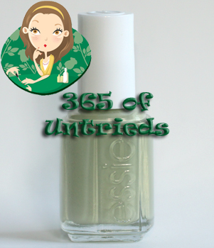 essie da bush nail polish essie resort 2011 ALUs 365 of Untrieds   Essie Da Bush from the Resort 2011 Collection