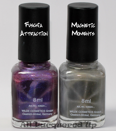 lcn fuschia attraction and magnetic moments magnetic nail polish