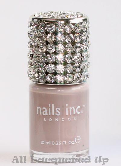 nails inc crystal colour porchester square nail polish