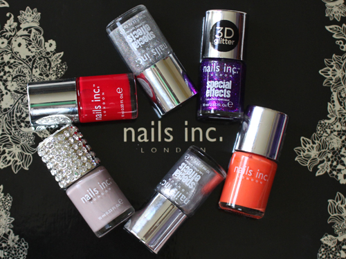 nails inc nail polish sephora Nails Inc Arrives at Sephora
