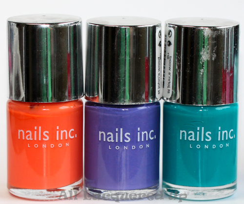 Nail Escapades Polishers Inc: Nails Inc Nail Polish Arrives At Sephora : All Lacquered Up