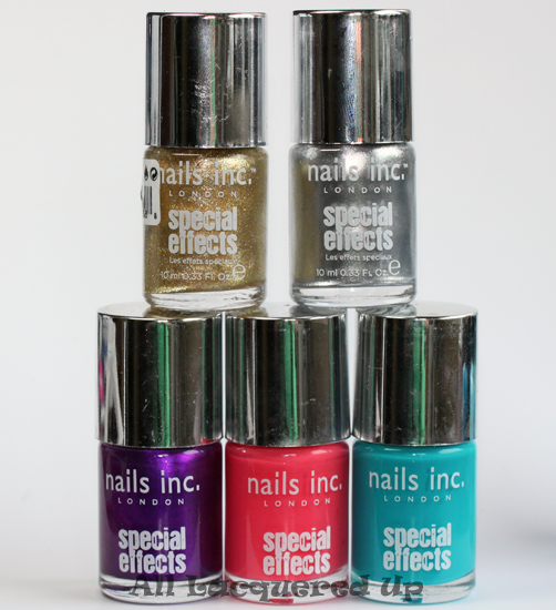 nails inc special effects crackle nail polish