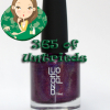 ALU's 365 of Untrieds – Ozotic 513 Holographic Purple