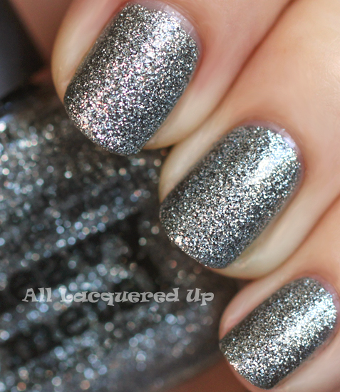 picture polish heavy metal nail polish swatch silver glitter