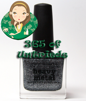 picture polish heavy metal nail polish ALUs 365 of Untrieds   piCture pOlish Heavy Metal