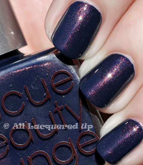 rescue beauty lounge piu mosso nail polish swatch pre fall 2011 sun Rescue Beauty Lounge LOiseau de Feu Pre Fall 2011 Collection Review & Swatches
