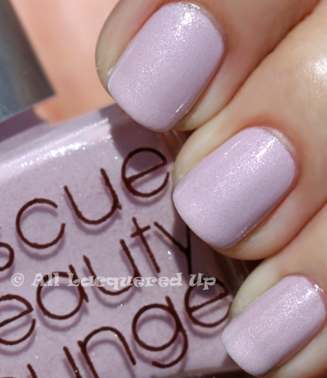 rescue beauty lounge pizzicato nail polish swatch from the RBL pre-fall L'Oiseau de Feu collection