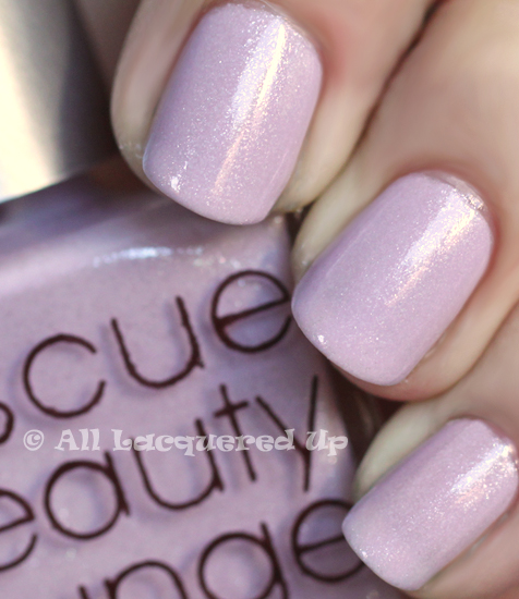 rescue beauty lounge pizzicato nail polish swatch pre fall 2011 Rescue Beauty Lounge LOiseau de Feu Pre Fall 2011 Collection Review & Swatches