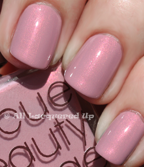 rescue beauty lounge poco a poco nail polish swatch pre fall 2011 sun Rescue Beauty Lounge LOiseau de Feu Pre Fall 2011 Collection Review & Swatches