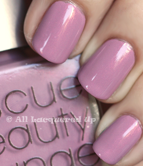 rescue beauty lounge poco a poco nail polish swatch from the RBL pre-fall L'Oiseau de Feu collection