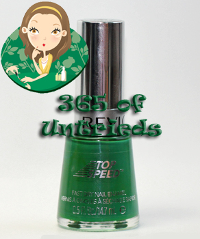 revlon top speed emerald nail polish