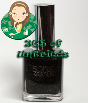 sonia kashuk starry night nail polish ALUs 365 of Untried   Sonia Kashuk Starry Night