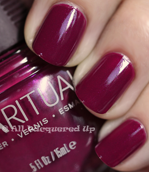 sparitual primitive nail polish swatch