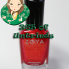 ALU's 365 of Untrieds – Zoya Kimmy from the Sunshine Collection for Summer 2011